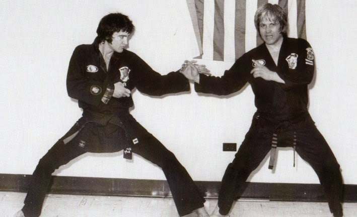 Even Elvis Had a Black Belt