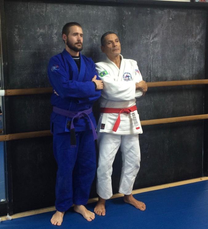 Brazilian Jiu-Jitsu Grandmaster